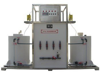 化学法二氧化氯消毒发生器